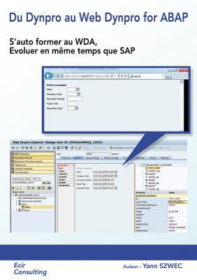 Du Dynpro au WEB DYNPRO en ABAP